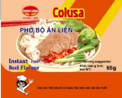 Instant Pho Beef flavour