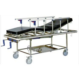 JE-120 2 crank manual Emergency Stretcher