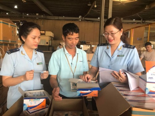 Ho Chi Minh City Customs Actively Supports Businesses