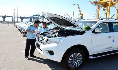 Vietnam imports over 300 cars from Thailand, Indonesia per day