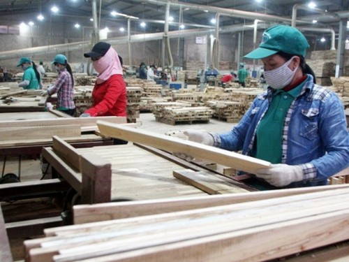 Export of wood and wood products reaches $1b in October