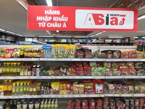 FTAs encourage food imports, investments in Vietnam