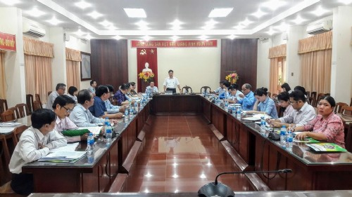 Deployed OCOP projects in Bentre Province