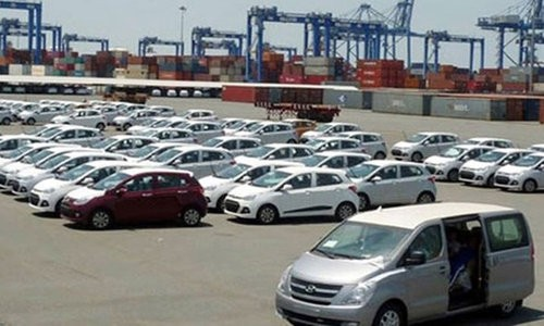 Vietnam's cars imports jumped 6-fold in H1