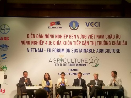 European firms to support Vietnam to develop world-leading agriculture sector