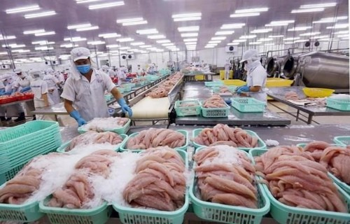 Aquatic exports fetch over 5.5 billion USD in eight months