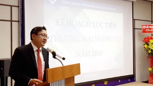 City to focus on improving investment, trade promotion