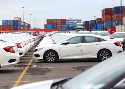 Vietnam imports most cars from Thailand, Indonesia