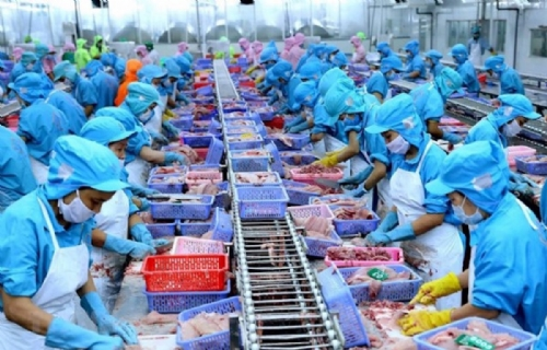 Seafood exports fail to meet this year's export target of US$10 billion