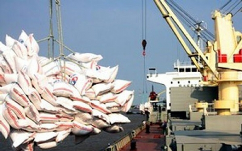 Rice exports maintain robust growth