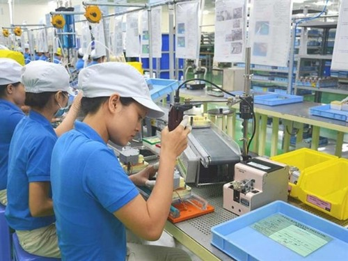 HCM City's exports up 7.5 percent in first quarter