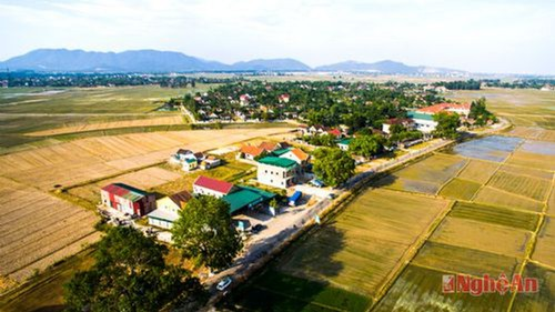 Nam Dan Developing Community-Based Tourism together with Rural Development
