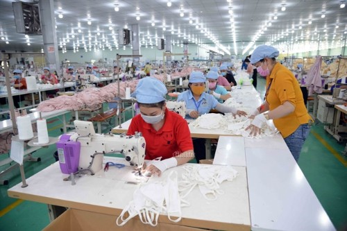 Việt Nam exports 850 million masks
