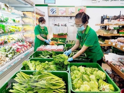 Vietnam is Russia's sixth largest supplier of processed fruits, vegetables