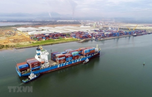 Chu Lai port welcomes new wave of investment on New Year's Day