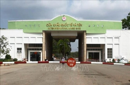 Kien Giang promotes border trade infrastructure connectivity with Cambodia