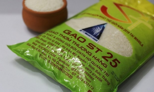 Vietnam Trade Office working to protect rice trademark in Australia