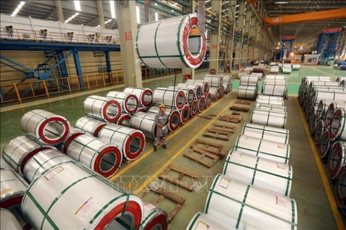 End-of-term review of anti-dumping measures on imported galvanized steel
