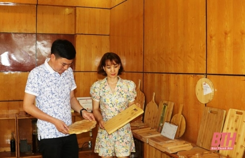Thanh Hoa has 20 more OCOP products